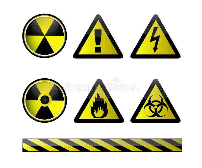 χημικό διάνυσμα συμβόλων απεικόνιση αποθεμάτων