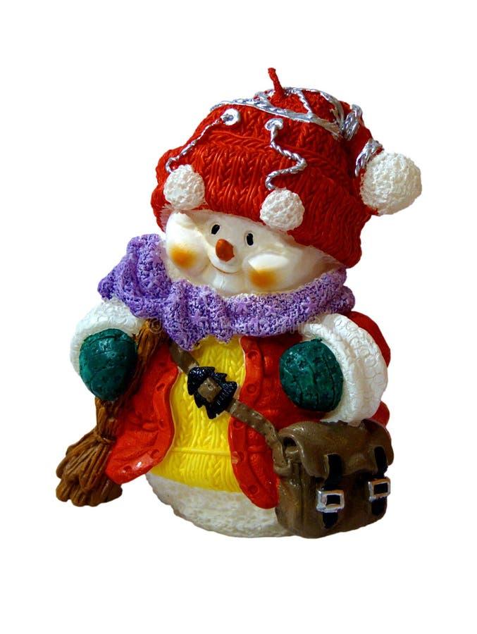 χιονάνθρωπος Α1 στοκ φωτογραφία με δικαίωμα ελεύθερης χρήσης