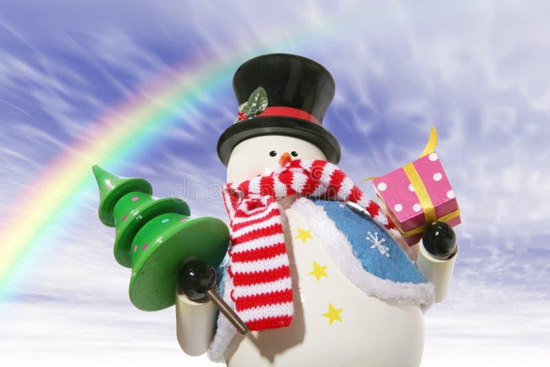 χιονάνθρωπος ελεύθερη απεικόνιση δικαιώματος