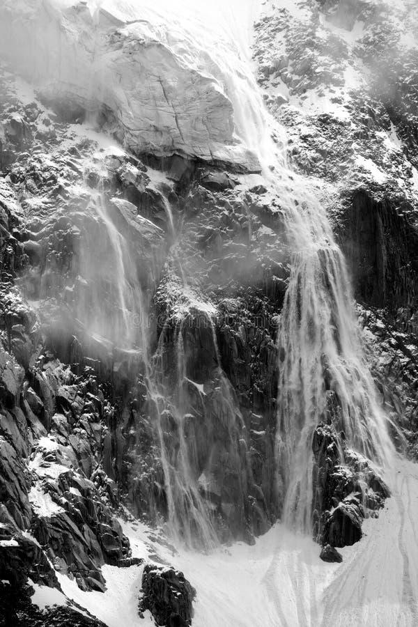 χιονοστιβάδα στοκ φωτογραφία με δικαίωμα ελεύθερης χρήσης