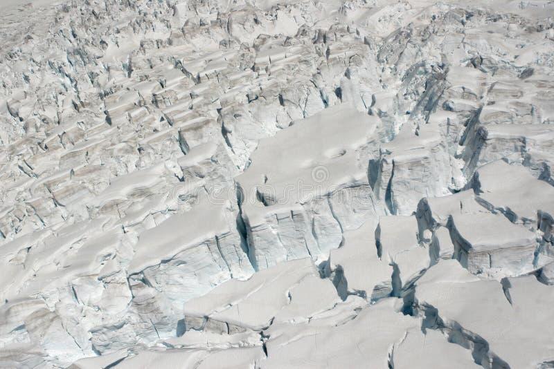 χιόνι πάγου παγετώνων στοκ εικόνες με δικαίωμα ελεύθερης χρήσης