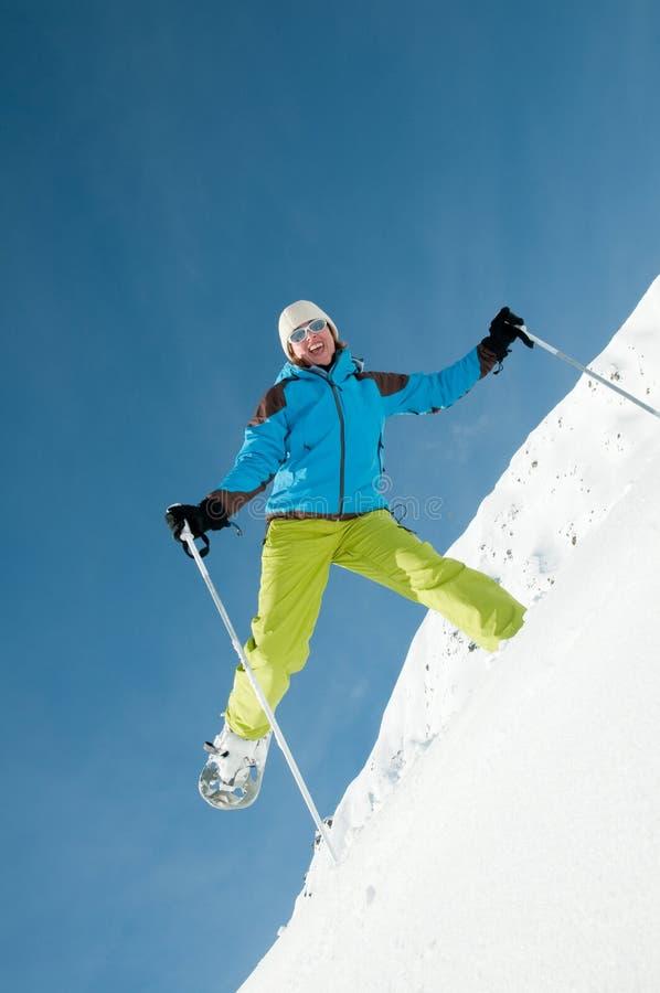 χιόνι παιχνιδιού στοκ φωτογραφία με δικαίωμα ελεύθερης χρήσης