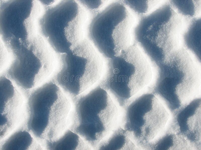 χιόνι προτύπων στοκ εικόνα με δικαίωμα ελεύθερης χρήσης