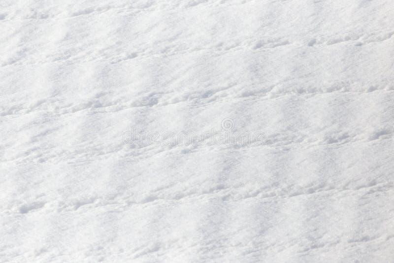 Χιόνι στη στέγη στοκ εικόνα
