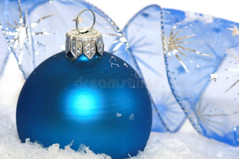 χιόνι σφαιρών ανασκόπησης στοκ εικόνες με δικαίωμα ελεύθερης χρήσης