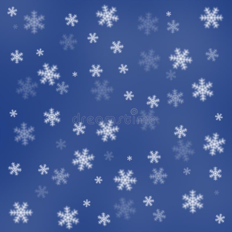 χιόνι διανυσματική απεικόνιση