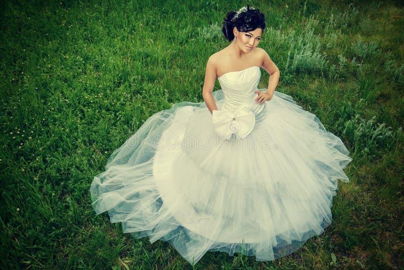 Χνουδωτό φόρεμα στοκ φωτογραφία