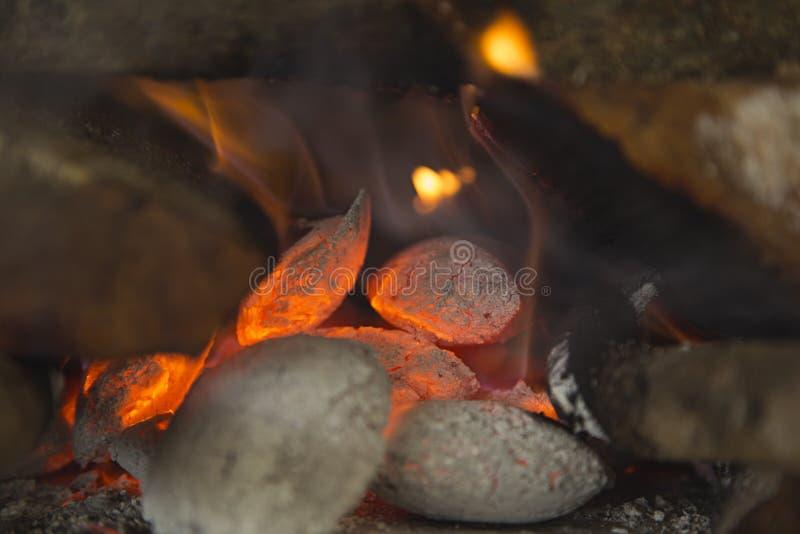 Χοβόλεις πυρκαγιάς στοκ φωτογραφίες με δικαίωμα ελεύθερης χρήσης