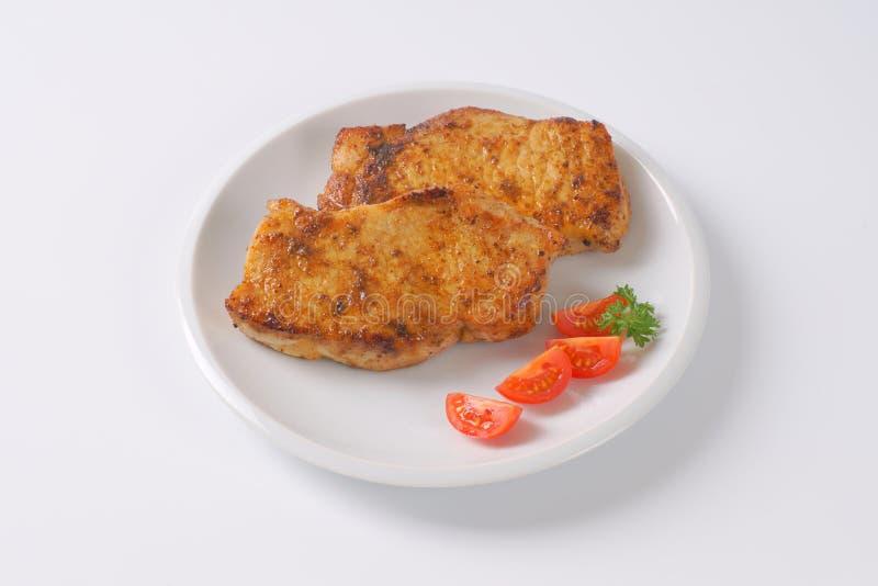 χοιρινό κρέας κρέατος πο&upsilon στοκ εικόνες με δικαίωμα ελεύθερης χρήσης