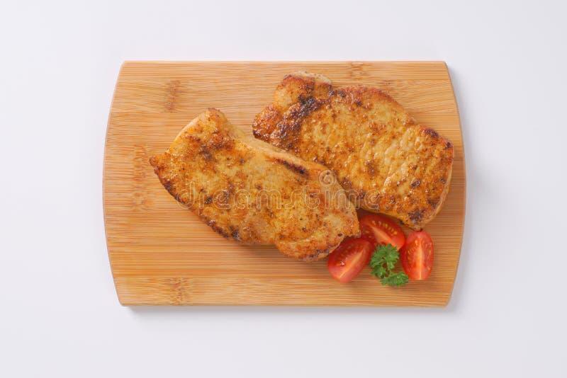 χοιρινό κρέας κρέατος πο&upsilon στοκ φωτογραφίες με δικαίωμα ελεύθερης χρήσης