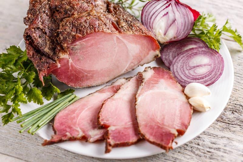 χοιρινό κρέας οσφυϊκών χωρώ&n στοκ φωτογραφία με δικαίωμα ελεύθερης χρήσης