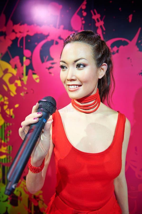 Χονγκ Κονγκ του Joey Yung στοκ εικόνες