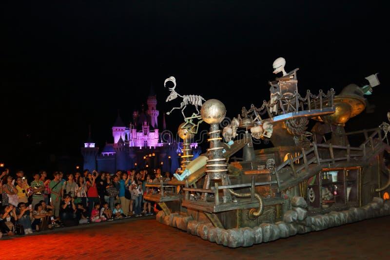 Χονγκ Κονγκ Disneyland στοκ εικόνες