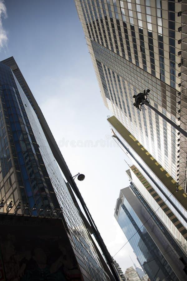 Χονγκ Κονγκ Times Square στοκ εικόνα