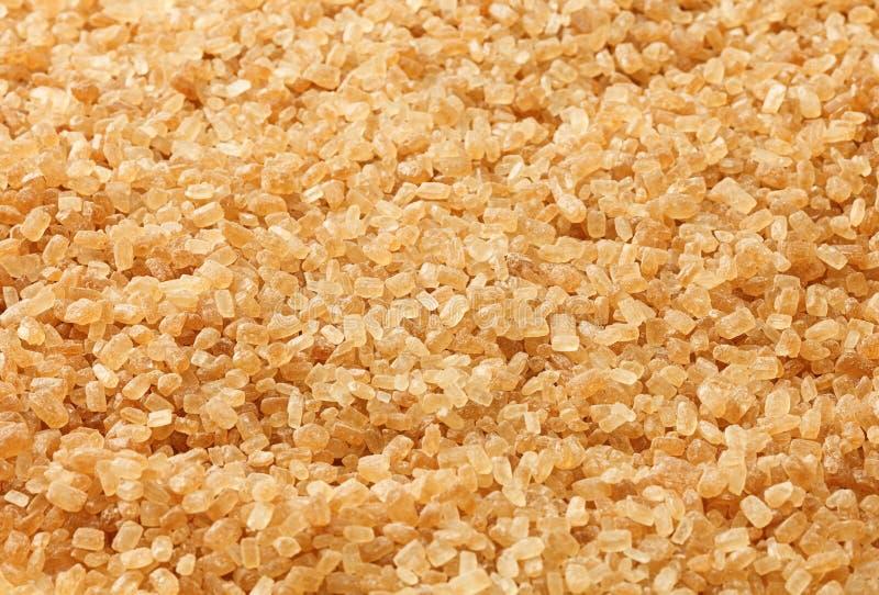 χονδρόκοκκη ζάχαρη καλάμ&omega στοκ φωτογραφίες