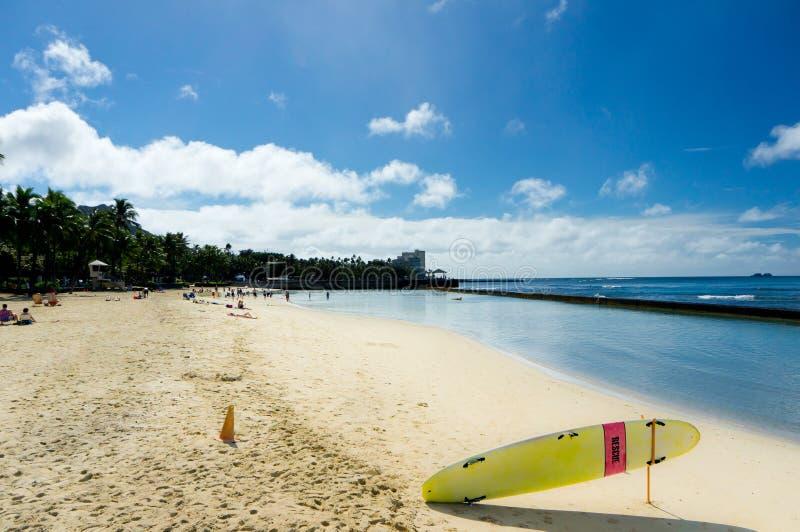 Χονολουλού, Χαβάη, Ηνωμένες Πολιτείες στοκ φωτογραφίες