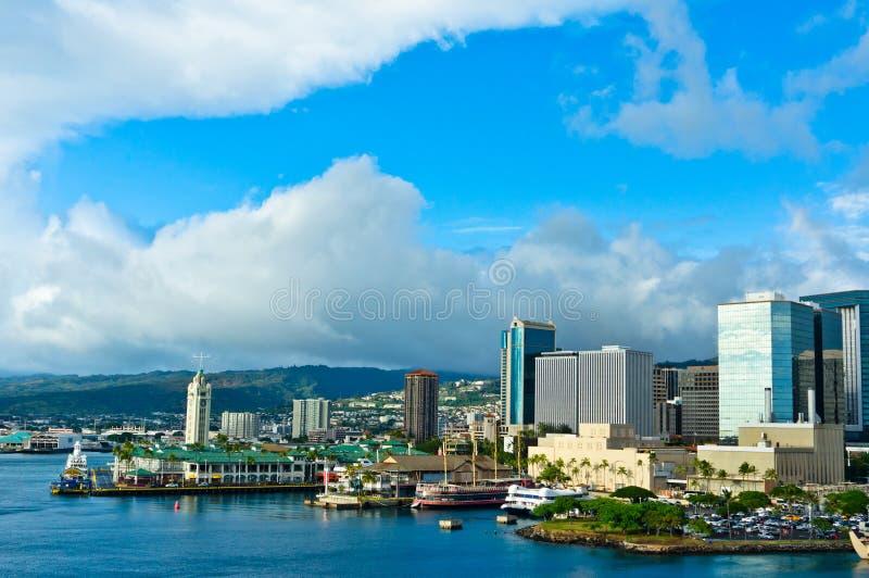 Χονολουλού, Χαβάη, Ηνωμένες Πολιτείες στοκ εικόνα με δικαίωμα ελεύθερης χρήσης