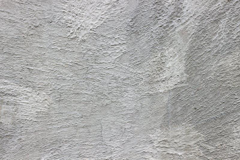 Χονδροειδής puttying τοίχος τσιμέντου στοκ εικόνες