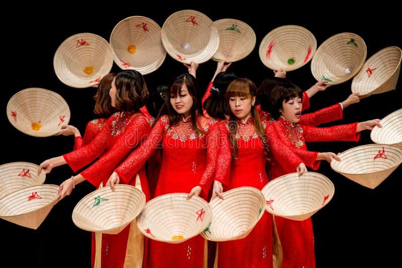 Χορευτές - διεθνές φεστιβάλ χορού στοκ φωτογραφία με δικαίωμα ελεύθερης χρήσης