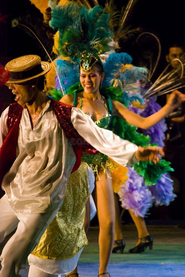 Χορευτές της Βραζιλίας στοκ εικόνες