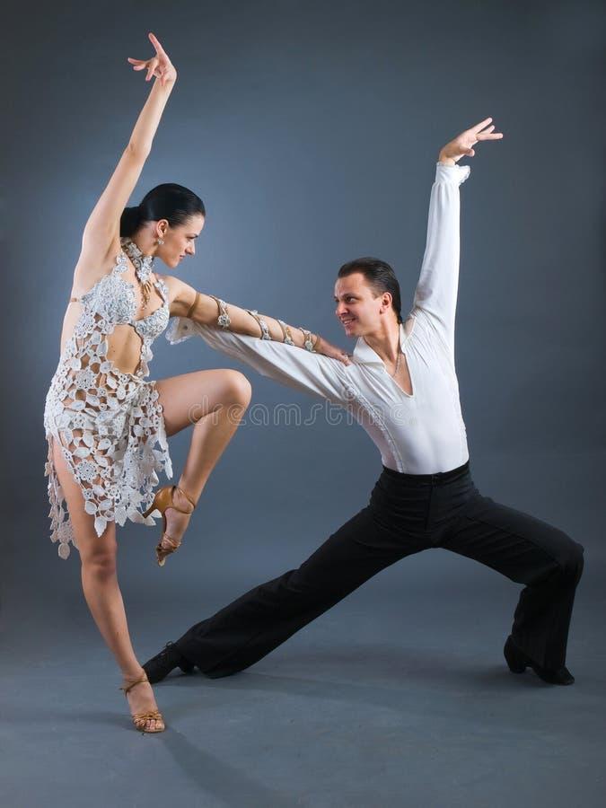 χορευτές στοκ εικόνες με δικαίωμα ελεύθερης χρήσης