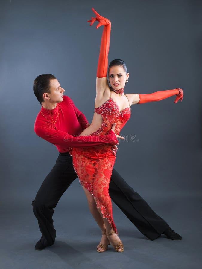 χορευτές στοκ εικόνα με δικαίωμα ελεύθερης χρήσης
