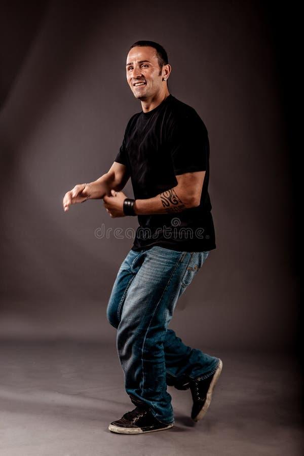 Χορευτής - βήματα στοκ φωτογραφία με δικαίωμα ελεύθερης χρήσης