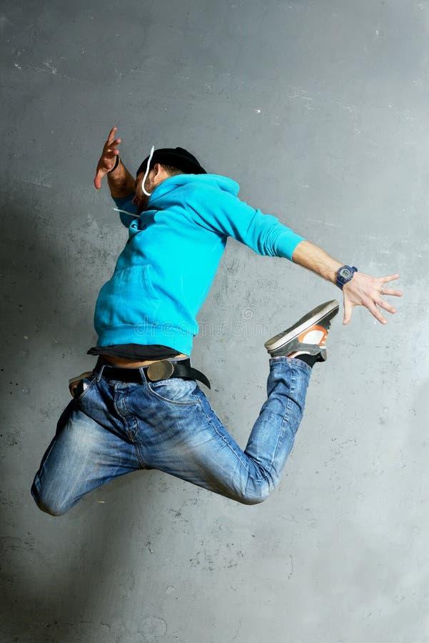 Χορευτής β-αγοριών στοκ φωτογραφία με δικαίωμα ελεύθερης χρήσης