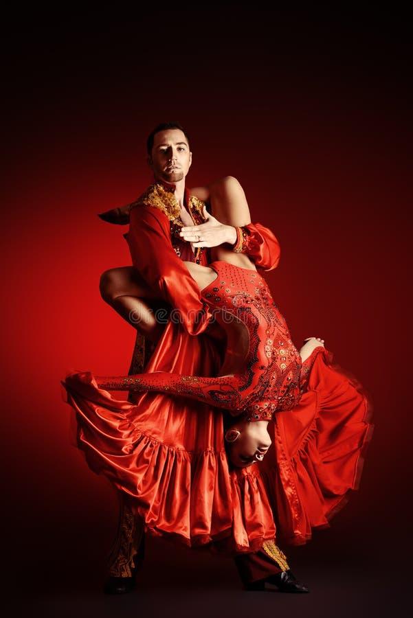 Χορευτής καλλιτεχνών στοκ φωτογραφίες με δικαίωμα ελεύθερης χρήσης
