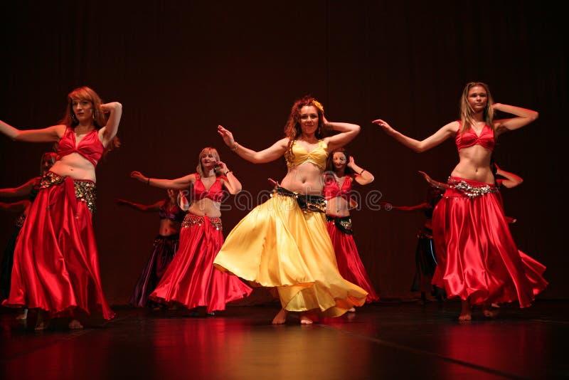 χορευτής κοιλιών στοκ φωτογραφίες