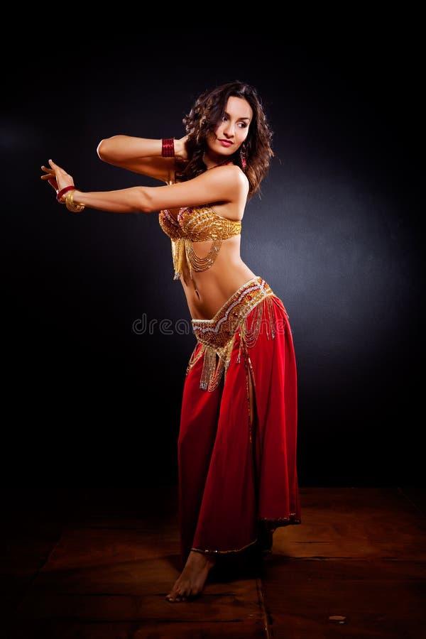 Χορευτής κοιλιών στοκ φωτογραφία
