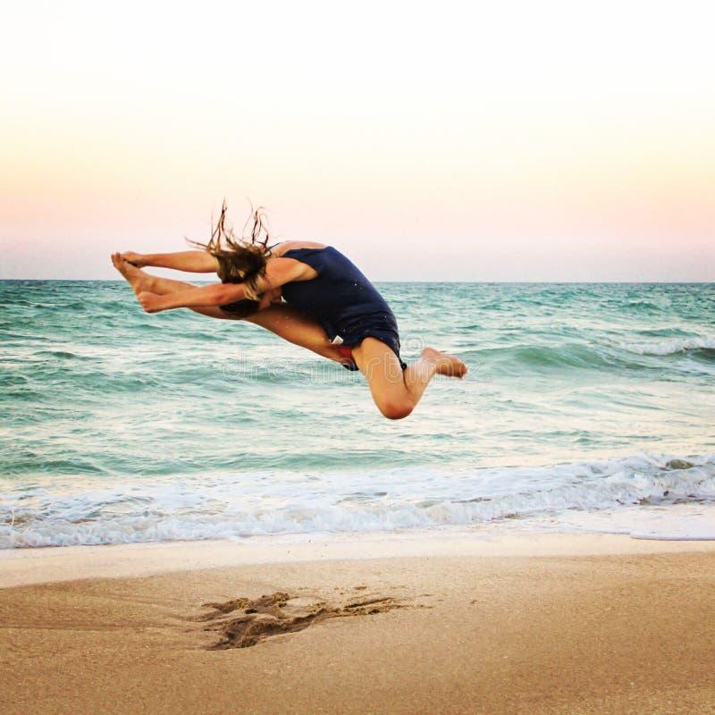 χορευτής μικροσκοπικό&sigma στοκ εικόνα