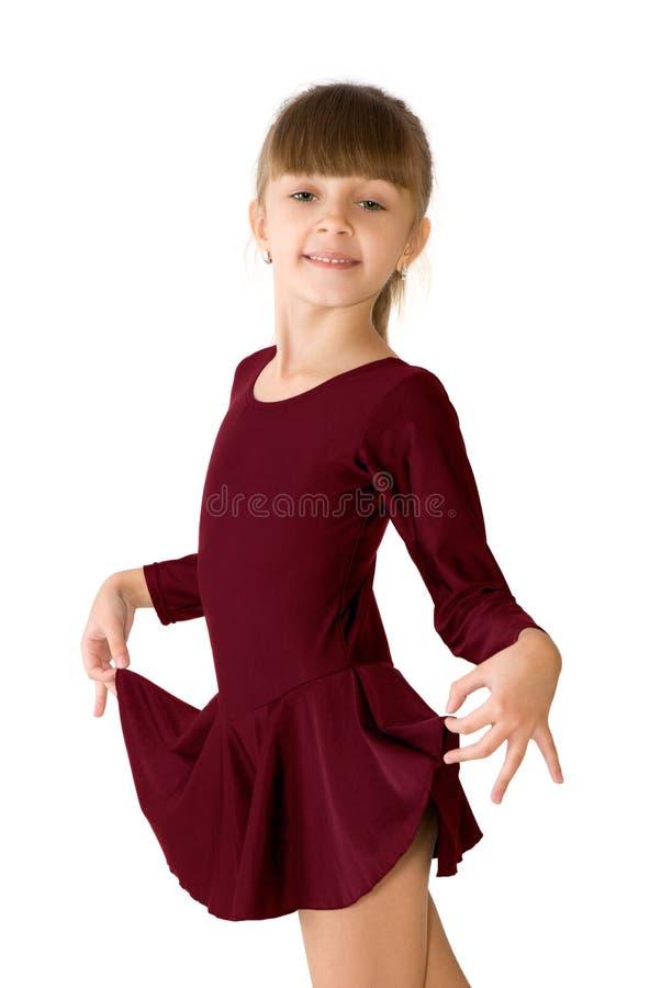 χορευτής μικρός στοκ φωτογραφίες
