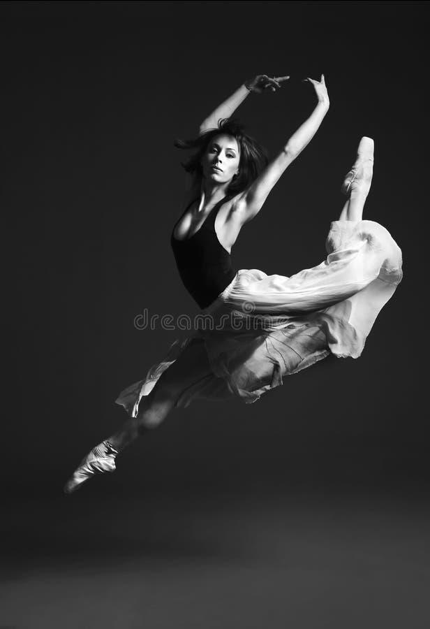 χορευτής μπαλέτου στοκ φωτογραφία