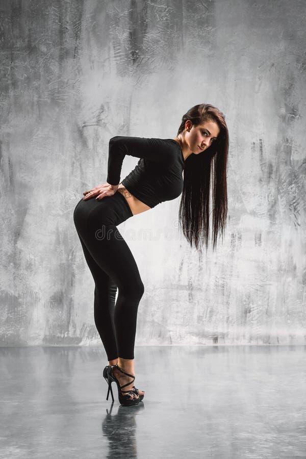 Χορευτής λουρίδων στοκ φωτογραφίες