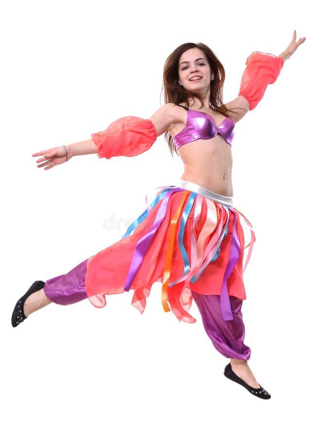 Download χορευτής στοκ εικόνα. εικόνα από χαμόγελο, κορδέλλα, εσώρουχα - 13176715