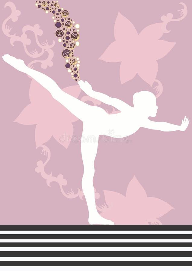 χορευτής ελεύθερη απεικόνιση δικαιώματος