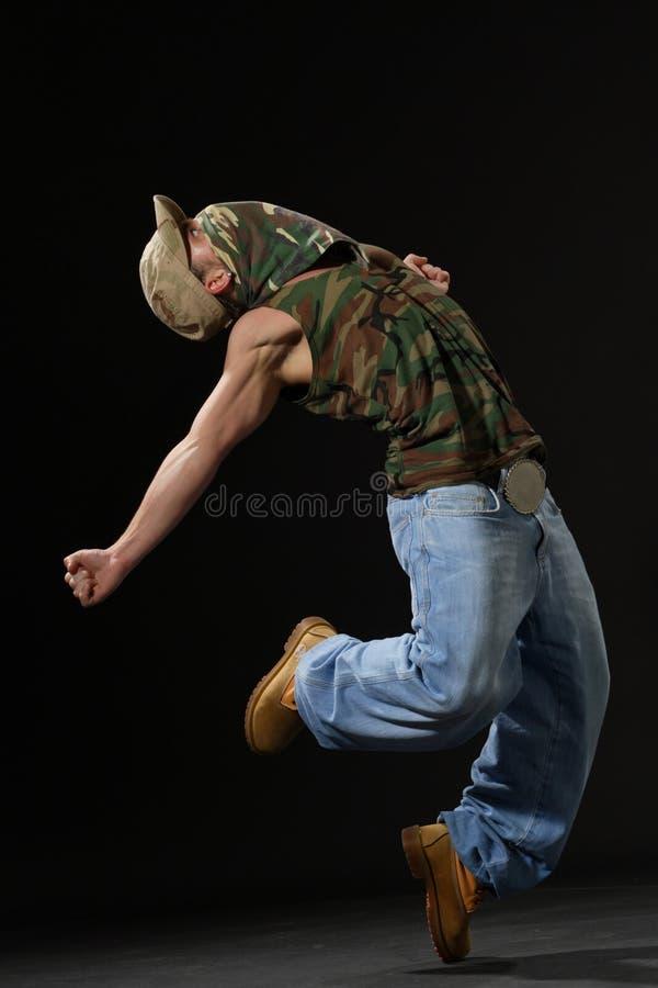 χορευτής krump στοκ φωτογραφία με δικαίωμα ελεύθερης χρήσης