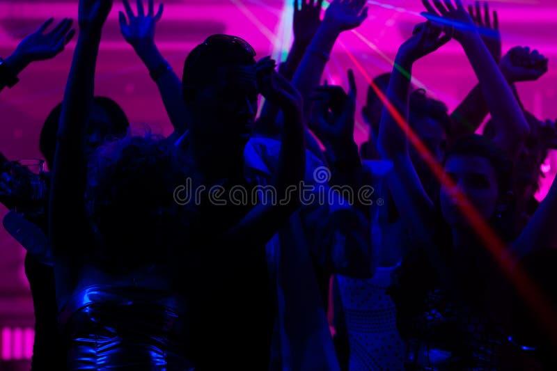 χορεύοντας άνθρωποι λέιζ&e στοκ φωτογραφίες με δικαίωμα ελεύθερης χρήσης
