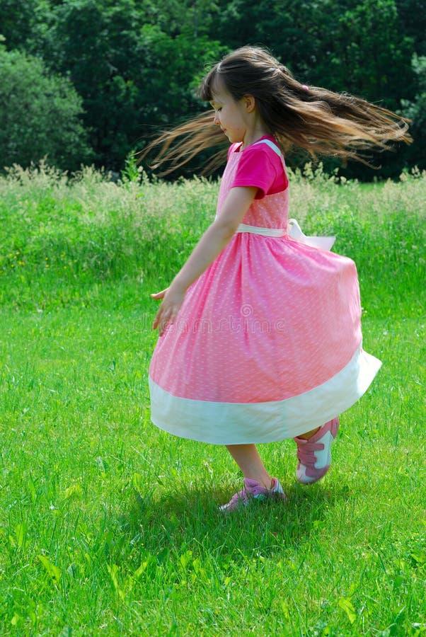 χορεύοντας πεδίο στοκ εικόνα