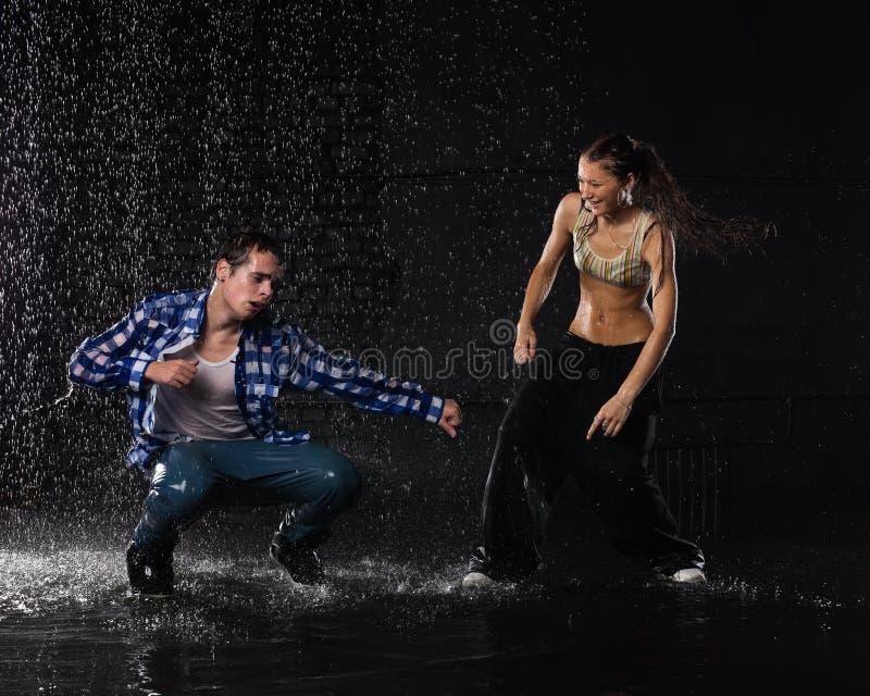 χοροί σύγχρονοι στοκ εικόνες με δικαίωμα ελεύθερης χρήσης