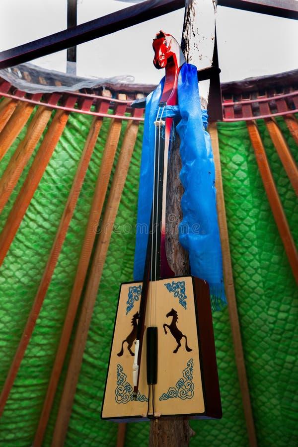 Χοροί Yurts στοκ φωτογραφίες με δικαίωμα ελεύθερης χρήσης