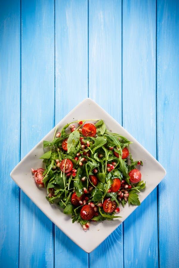 Χορτοφάγος σαλάτα στοκ εικόνα με δικαίωμα ελεύθερης χρήσης