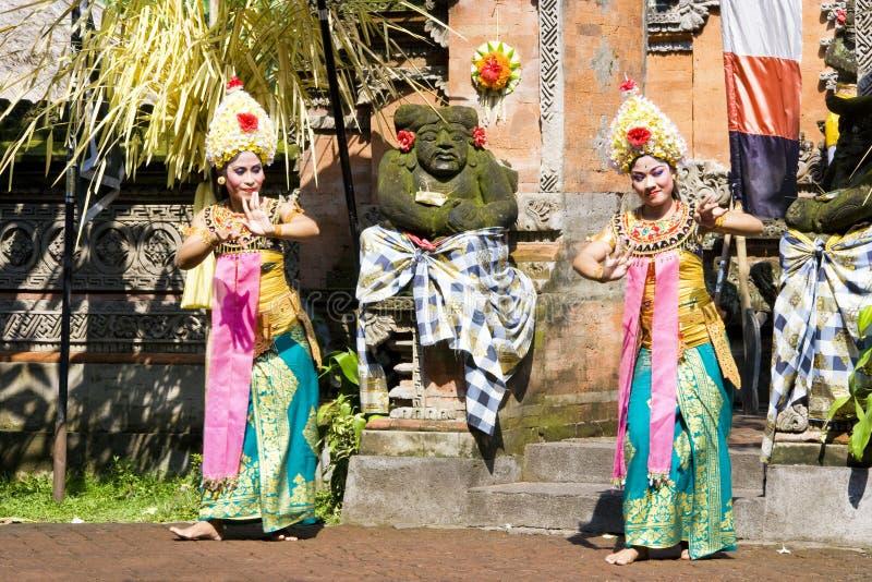 χορός Ινδονησία του Μπαλί b στοκ φωτογραφίες