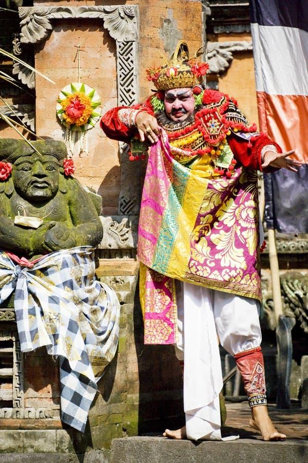 χορός Ινδονησία του Μπαλί b στοκ φωτογραφία με δικαίωμα ελεύθερης χρήσης