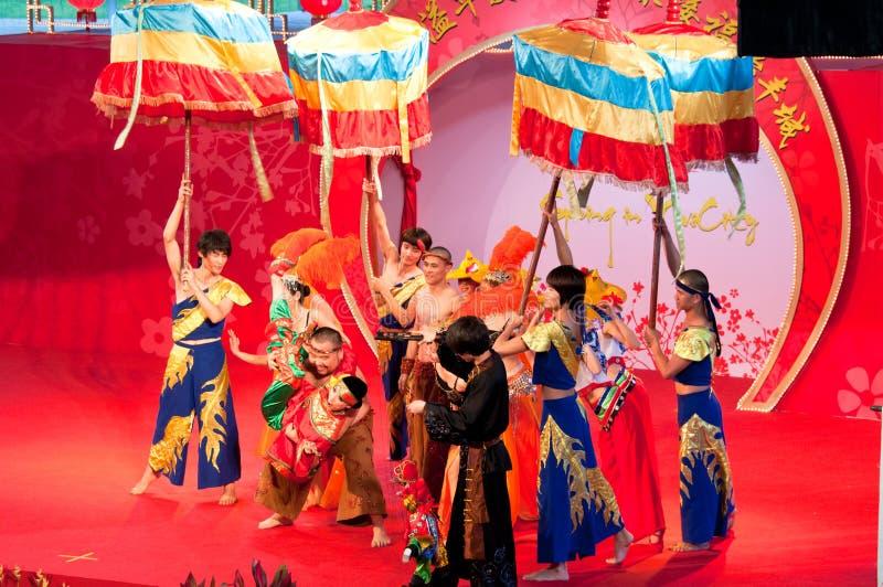 Χορός και απόδοση στοκ εικόνα με δικαίωμα ελεύθερης χρήσης