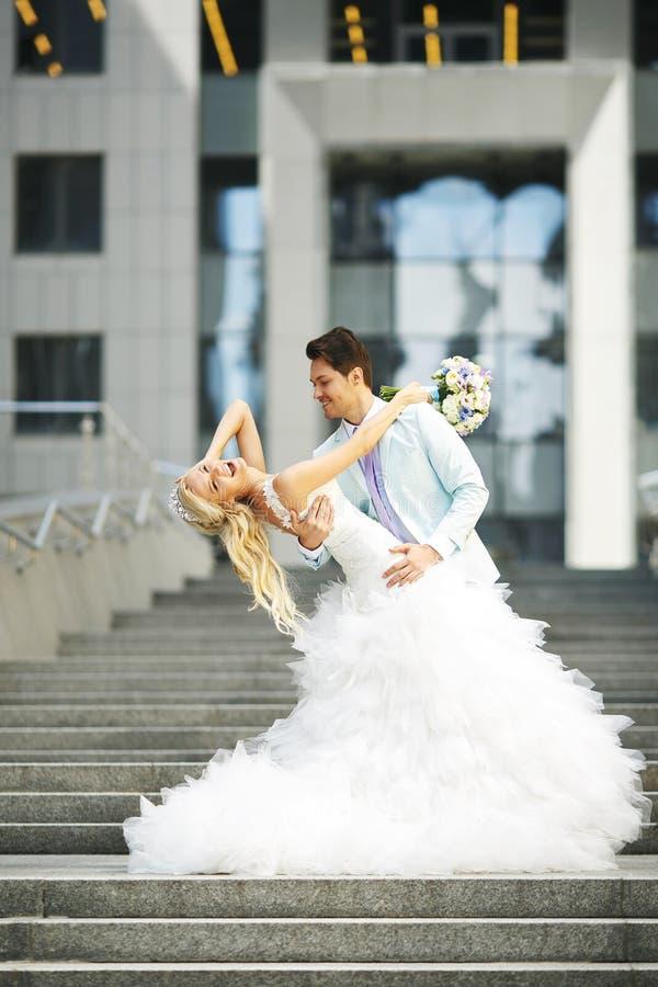 Χορός στην πόλη στοκ φωτογραφίες