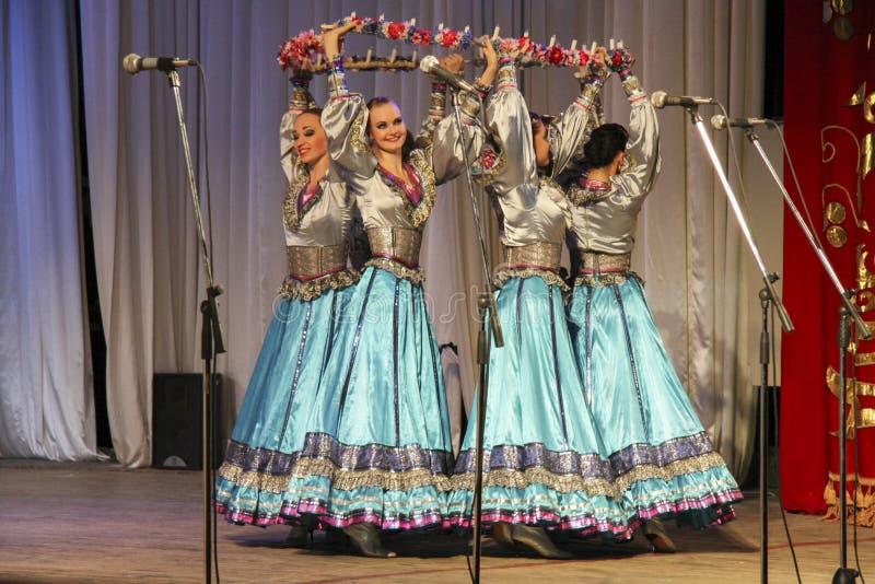 Χορός της νεολαίας στοκ εικόνες
