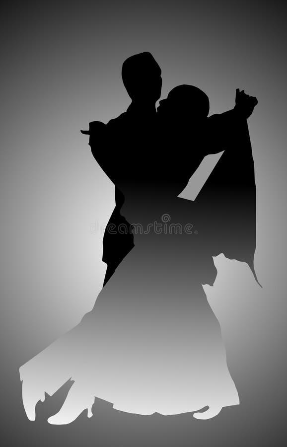 χορός ελεύθερη απεικόνιση δικαιώματος