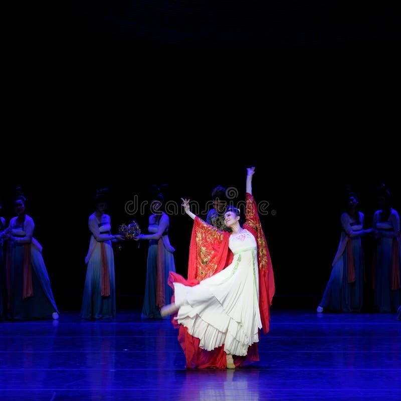 Χορός Huxuan το 3-τριών actï ¼ š ` όνειρο να τεμαχίσει το μετάξι ` - επική πριγκήπισσα ` μεταξιού δράματος ` χορού στοκ φωτογραφίες με δικαίωμα ελεύθερης χρήσης